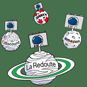 Catégorie Publicité marketplace
