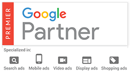 certification Google partner premier