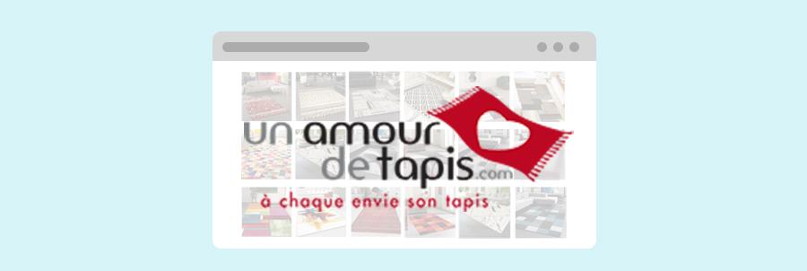 Bannière Un Amour de Tapis